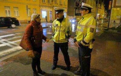 V rámci dopravně bezpečnostní akce se policisté zaměřili na chodce