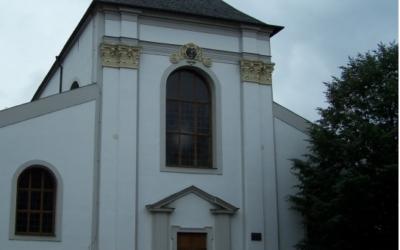 Opavský kostel sv. Václava bude mít i díky kraji novou střechu