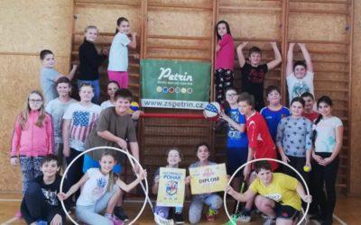 ZŠ Školní Bruntál uspěla v krajské soutěži Hejtmanův pohár