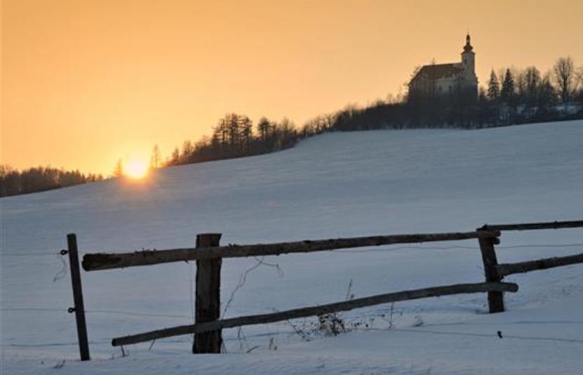 Uhlířský vrch soupeří s nejromantičtějšími místy v kraji