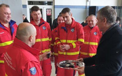 Záchranáři v Moravskoslezském kraji dostali patnáct nových sanitek