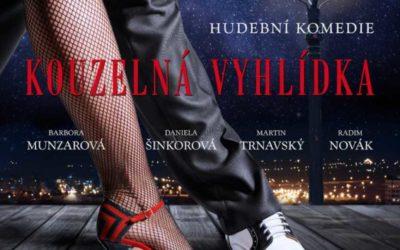 Městské divadlo Krnov uvede hudební komedii Kouzelná vyhlídka