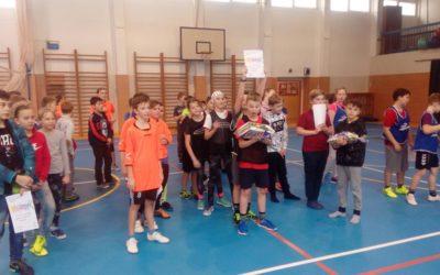 V Bruntále se konal turnaj v přehazované