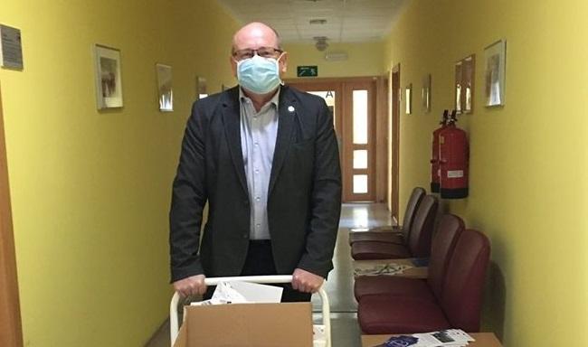 U jednoho případu se zvažuje hospitalizace na infekčním oddělení, uvedl ředitel krnovské nemocnice Ladislav Václavec