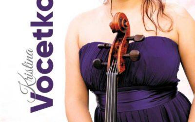 V Krnově vystoupí hráčka na violoncello Kristina Vocetková