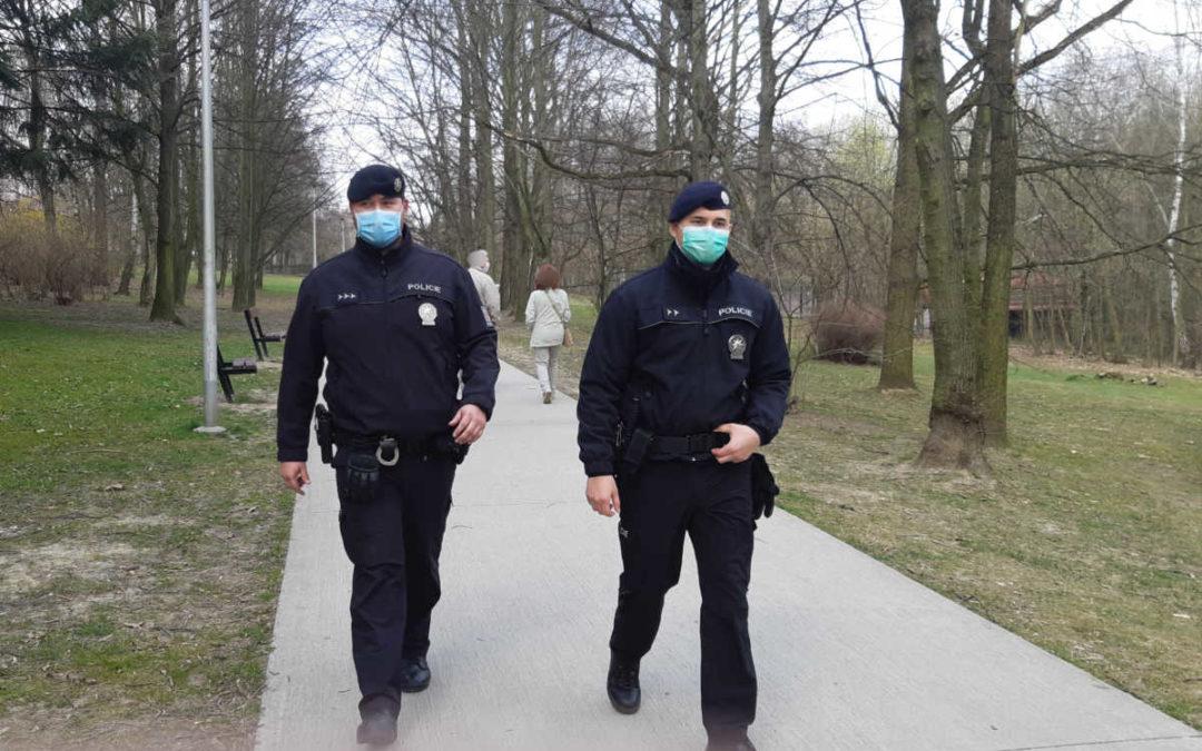Policisté při kontrolách všech krizových opatření nezaznamenali žádné zásadní problémy