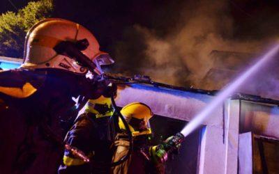 Hasiči varují před nebezpečím požáru v podzimní přírodě