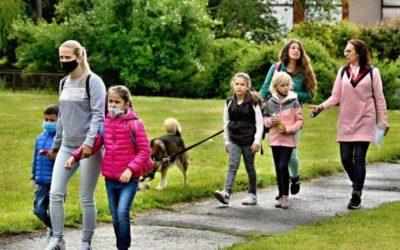 Ve Vrbně mají děti zájem o docházku do školy