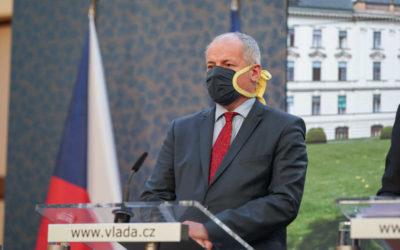 V Česku začne od pondělí znovu platit nouzový stav
