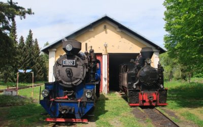 Do odvolání jsou parní i motorové vlaky SZD na Osoblažce zrušeny