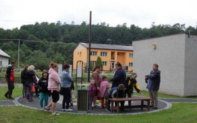 V Dívčím Hradě otevřeli relaxační park