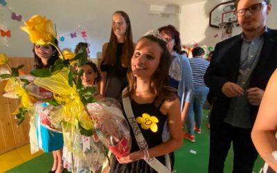 Miss vrbenského dětského domova se stala Vaneska