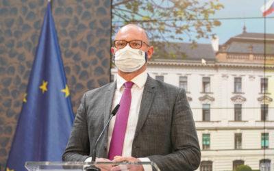 Ministr Plaga: Buďme zodpovědní i během podzimního volna