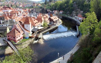 Český Krumlov nabízí světové dědictví, hrad i zámek a středověké centrum města