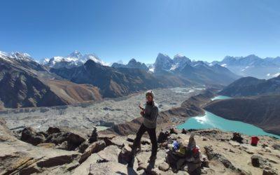 Sedmadvacetiletý Jaromír Helis strávil přes dva měsíce v Nepálu