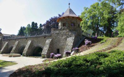 Sala terrena bruntálského zámku je opět reprezentativní