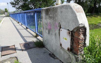 Most v Petrovické ulici částečně uzavře oprava