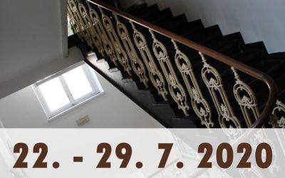 Oprava schodiště na týden uzavře knihovnu v Krnově