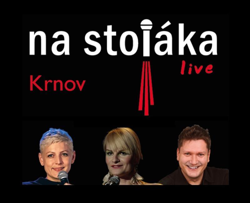 Největší česká stand-up comedy míří do Krnova