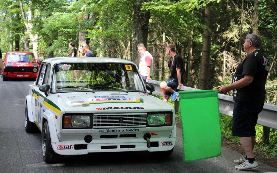 Na Vrbensku odstartují závody automobilů do vrchu