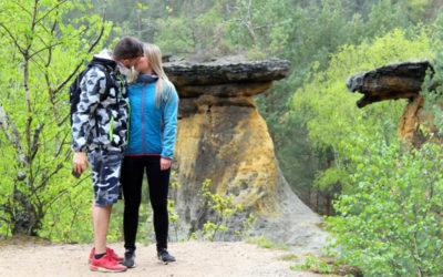 Romantickou podívanou nabízí příroda na Kokořínsku