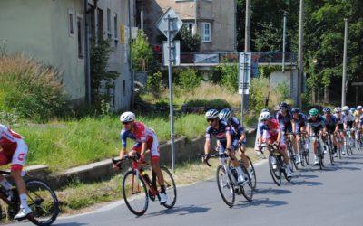 Rýmařovem projel cyklistický závod Czech Tour 2020