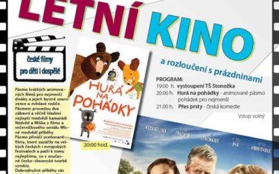 Letní kino v Bruntále nabídne pohádku a komedii