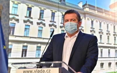Česká republika má dostatek materiálu pro očkování