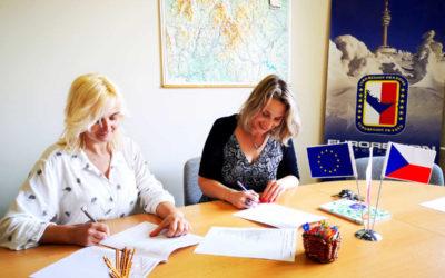 Studio STA a Euroregion Praděd uzavřeli dohodu o spolupráci