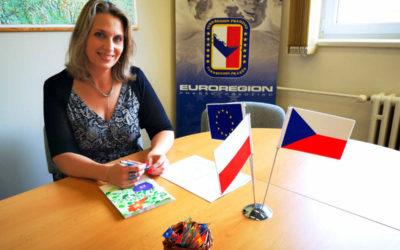Nová ředitelka Euroregionu Praděd Alena Šmigurová: Chci sebevědomý a prosperující česko-polský region