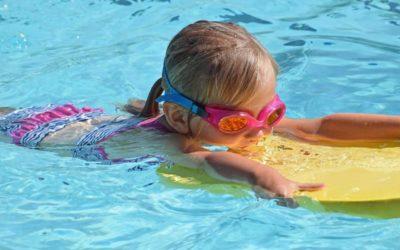 Pozor na děti u bazénu, utonutí je tiché a rychlé
