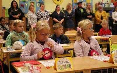 Do základních škol v Krnově nastoupilo 240 prvňáčků