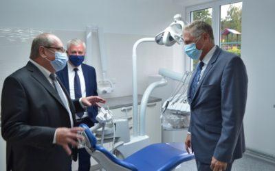 Krnovská nemocnice rozjíždí provoz několika zubních ordinací