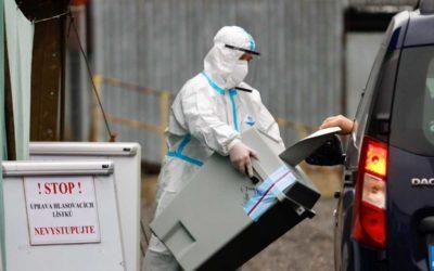 Hlasování z auta využilo v Moravskoslezském kraji 234 voličů