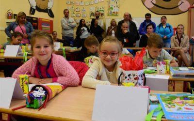 Do základních škol v Bruntále nastoupilo 170 prvňáčků
