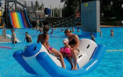Atrakce z koupaliště se stěhují do bazénu