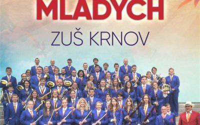 Dechový orchestr mladých promenádním koncertem zahájí další koncertní sezónu