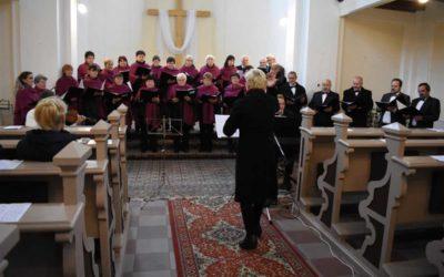 Svatováclavský koncert v Bruntále zpestřil šedivé odpoledne