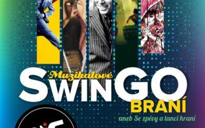 Muzikálové Swingobraní v Krnově je věnováno muzikálovým melodiím z celého světa
