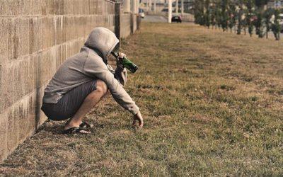 Opilý muž trval na převozu do protialkoholní léčebny