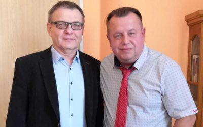 Kandidát za ČSSD René Černohorský: Kulturu, sport, bezpečí, chci mít pro vás ve své péči