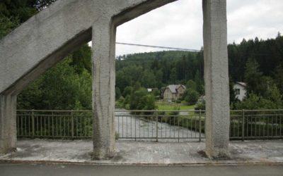 Příprava přehrady Nové Heřminovy pokračuje odstraňováním vykoupených objektů