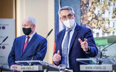 Vláda odsouhlasila zapojení vojenských zdravotníků zemí NATO a EU v českých nemocnicích, schválit je musí i Parlament
