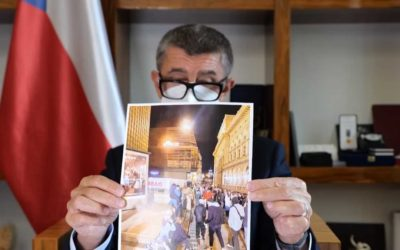 Premiér Andrej Babiš: Situace je vážná! Někteří spoluobčané nedodržují opatření, ohrožují naše seniory
