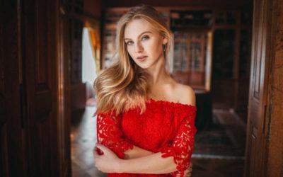 Finalistka Miss České republiky 2020 Kateřina Šimonková z Krnova bojuje o korunku královny krásy