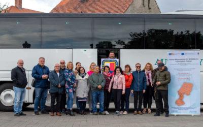Euroregion Praděd realizuje svůj mikroprojekt, prezentoval se na Floře Olomouc a v polském Prudniku
