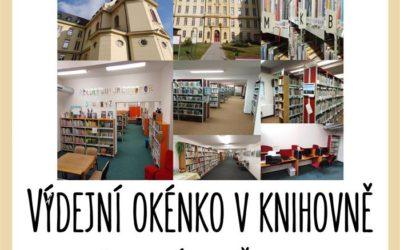 Knihovna v Bruntále zahajuje omezený provoz
