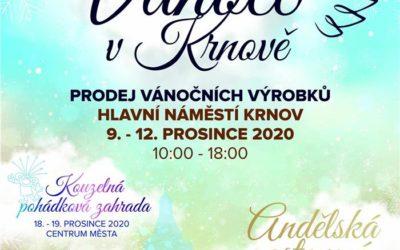 Adventní trhy v Krnově budou!