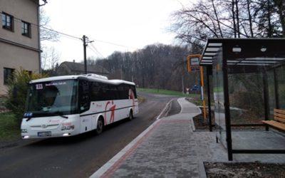 Veřejná autobusová doprava vregionu se postupně vrací do normálu