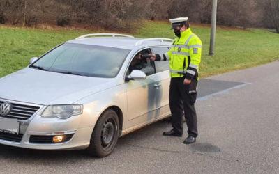Řidička v Horním Benešově měla v dechu 3 promile alkoholu